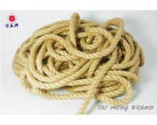 原色 粗麻繩
